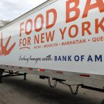 New York Food Bank Trailer Wrap